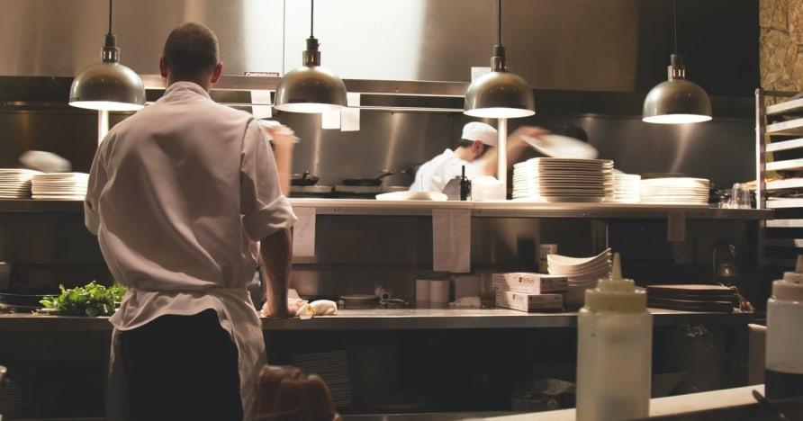 Pozor kuchaři! - NetEnt uvádí Gordon Ramsay Hell's Kitchen