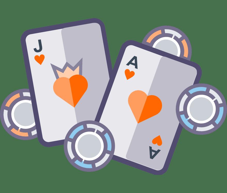 Hrajte Blackjack Online -Top 74 nejvýše platící Mobilní Casinos 2021