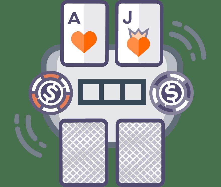 Hrajte Casino Hold'em Online -Top 32 nejvýše platící Mobilní Casinos 2021