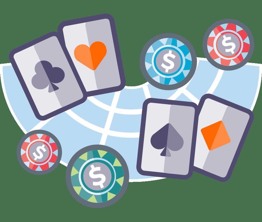 Hrajte Mini baccarat Online -Top 9 nejvýše platící Mobilní Casinos 2021