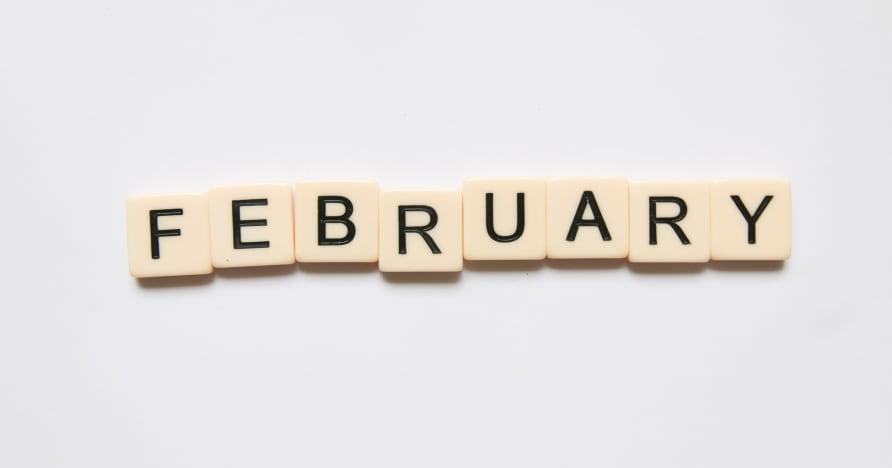 Microgaming v únoru vydává ohromujících 20 nových titulů