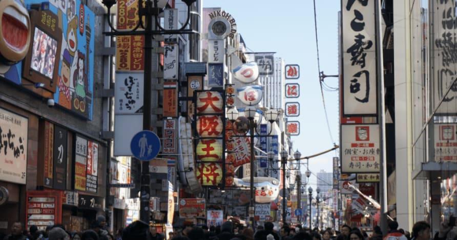 7 nejlepších online japonských sázkových her