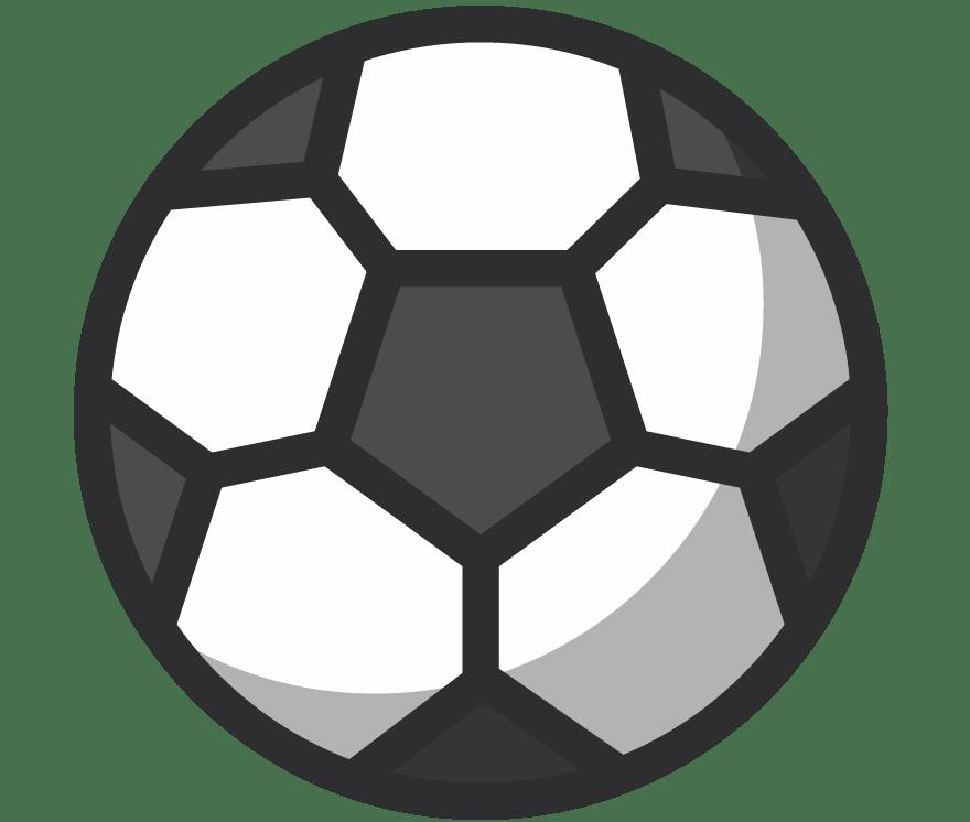 Hrajte Sázení na fotbal Online -Top 19 nejvýše platící Mobilní Casinos 2021