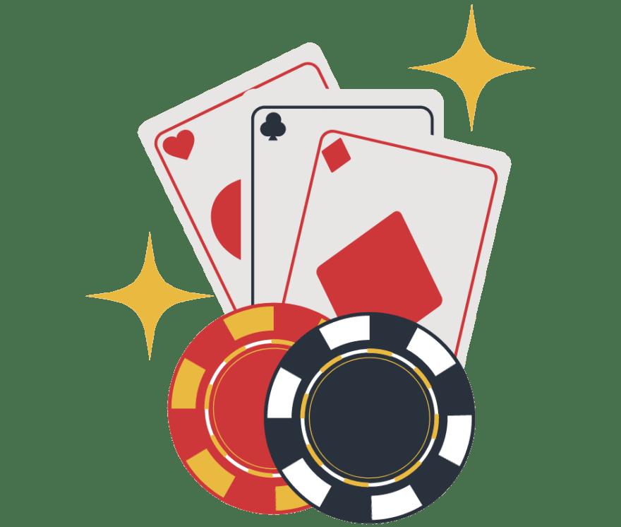 Hrajte Blackjack Online -Top 132 nejvýše platící Mobilní Casinos 2021