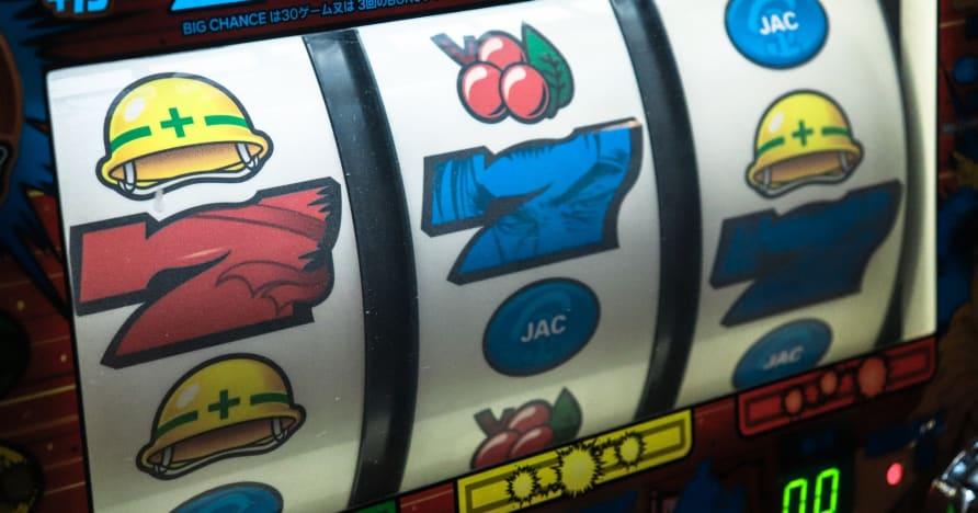 Jak hrát na hracích automatech
