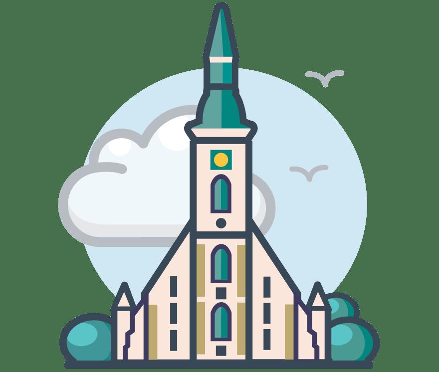 Nejlepší 12 Mobilní Casinos v Slovensko 2021