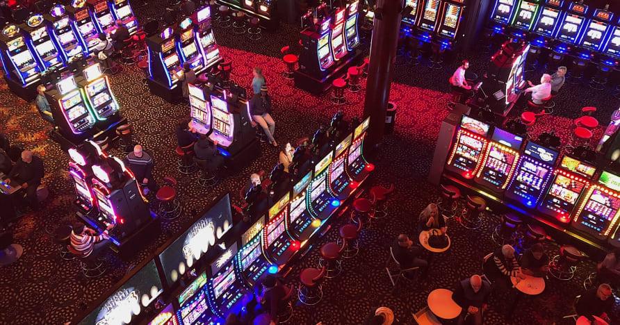 Sociální kasina vs online kasina