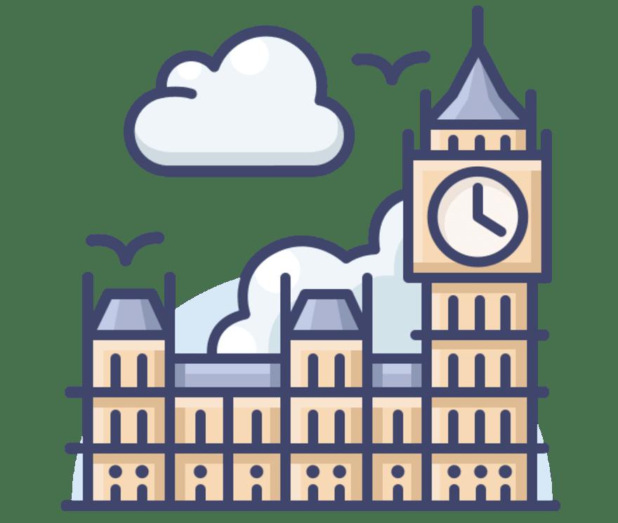 Nejlepší 38 Mobilní Casinos v Spojené království 2021