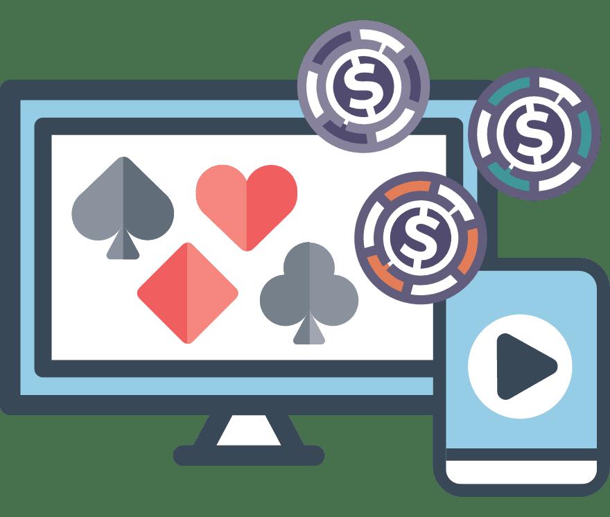 Hrajte Video Poker Online -Top 33 nejvýše platící Mobilní Casinos 2021