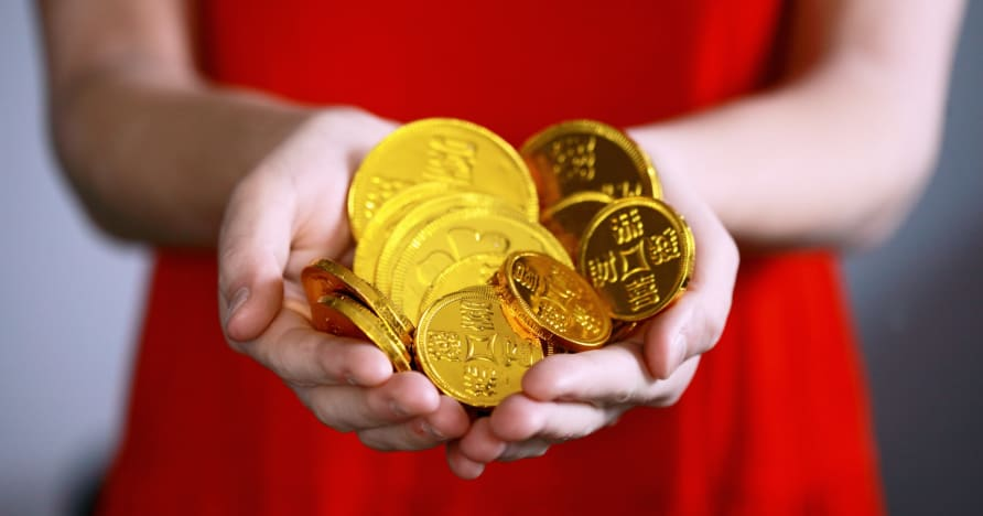 Brilantní bitcoiny - revoluce v kasinovém průmyslu