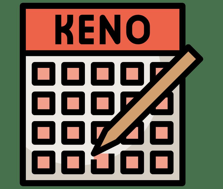 Hrajte Keno Online -Top 24 nejvýše platící Mobilní Casinos 2021