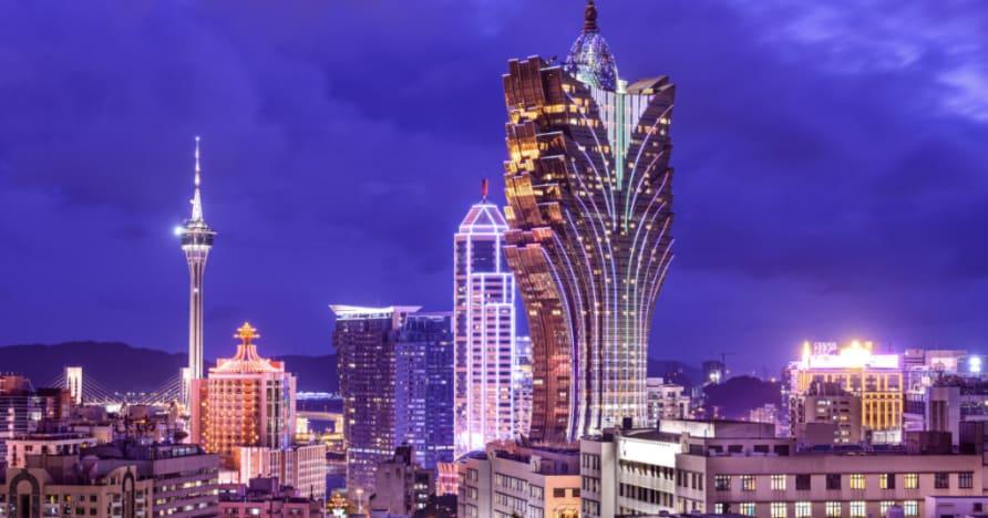Vydejte se na výlet na východ s panem Macau z Betsoftu