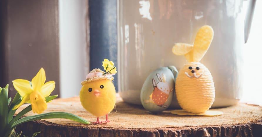 Yggdrasil vítá velikonoční svátky s Velikonočním ostrovem 2