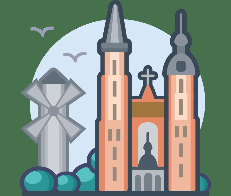 Nejlepší 30 Mobilní Casinos v Polsko 2021