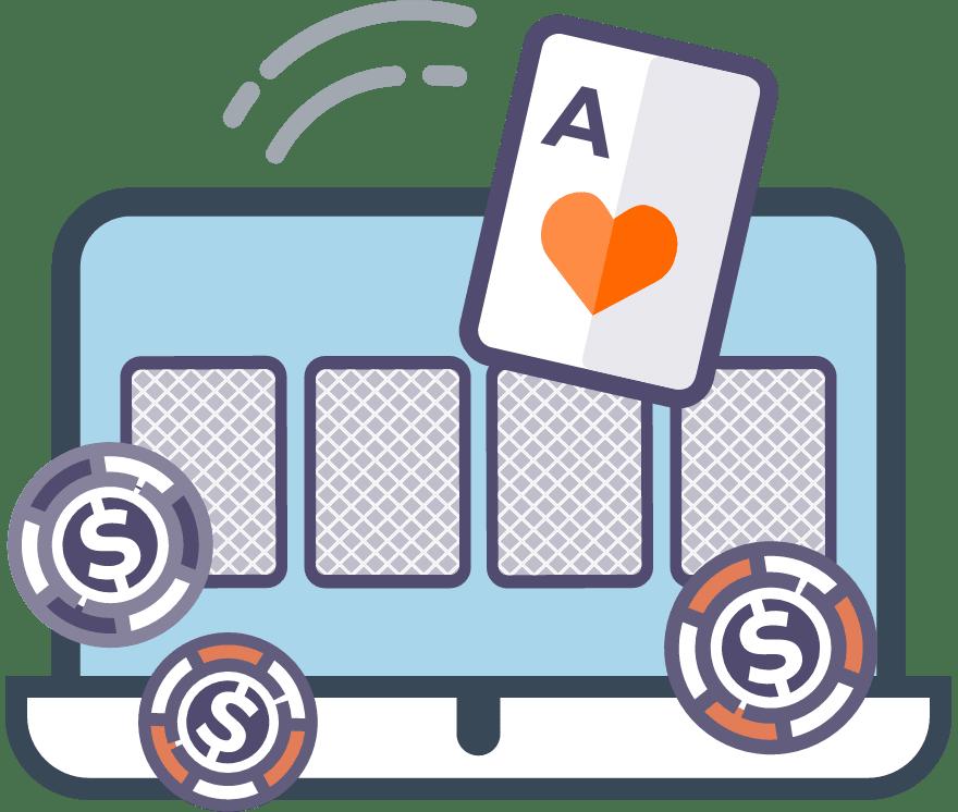 Hrajte Caribbean Stud Online -Top 27 nejvýše platící Mobilní Casinos 2021