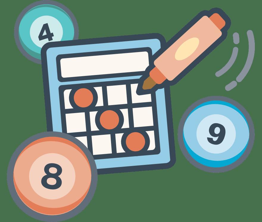 Hrajte Bingo Online -Top 28 nejvýše platící Mobilní Casinos 2021