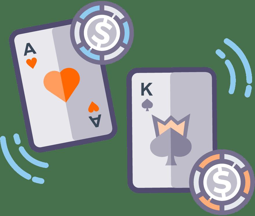 Hrajte Casino War Online -Top 3 nejvýše platící Mobilní Casinos 2021